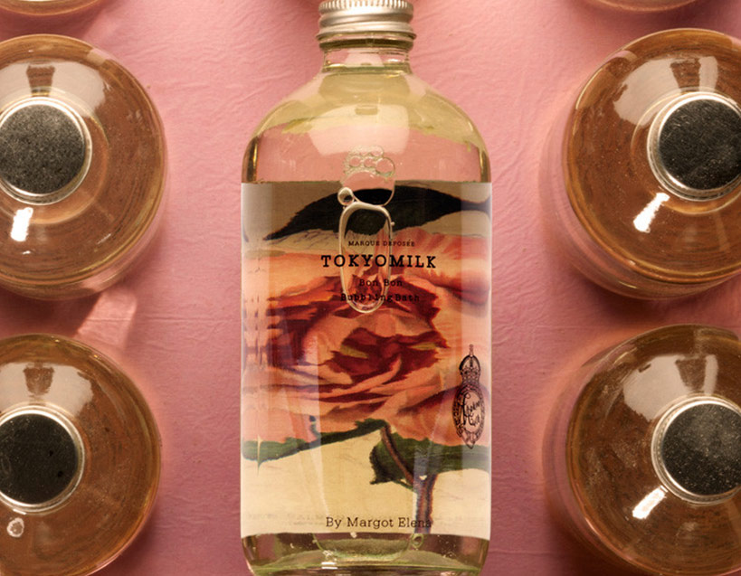 Gin & Rosewater Bubble Bath