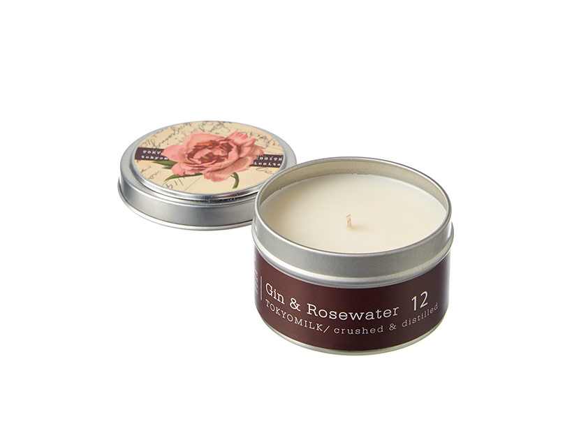 Gin & Rosewater Candle