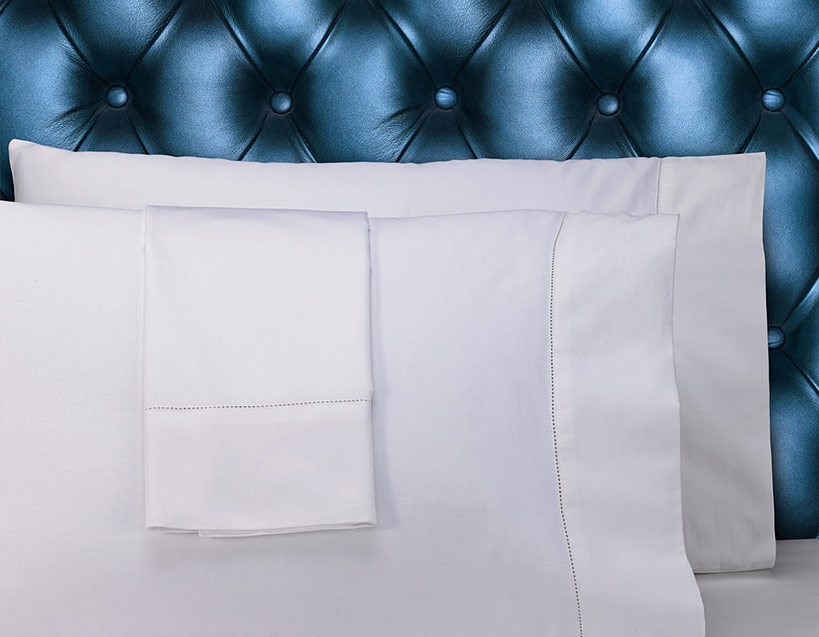 White Hemstitch Pillowcases