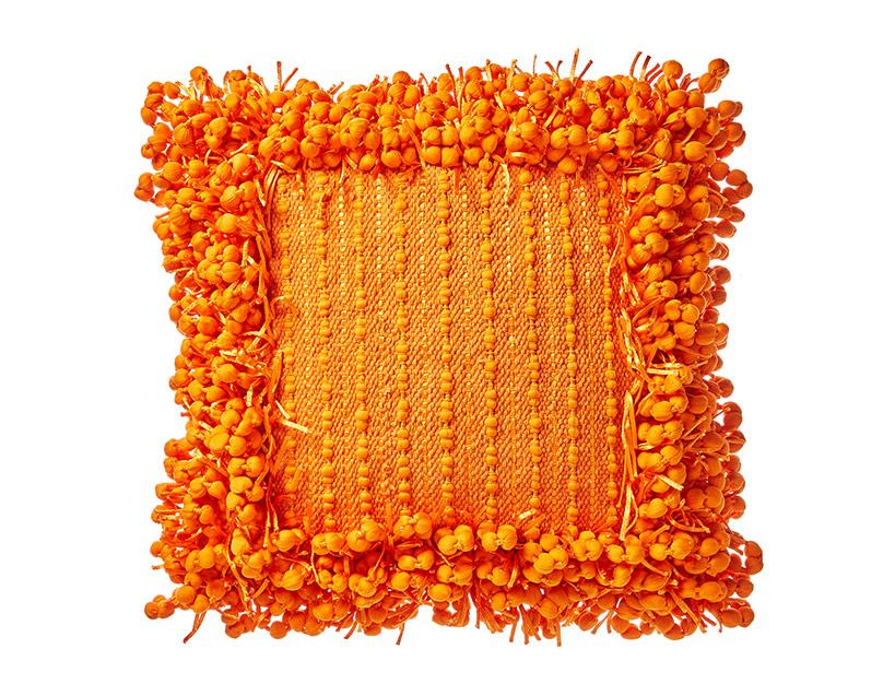 Confetti Frame Throw Pillow Collect Renaissance