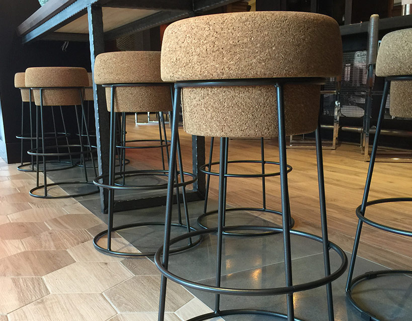 Cork Stools Collect Renaissance