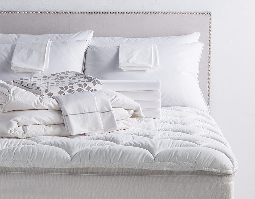 Fading Cubes Bedding Set
