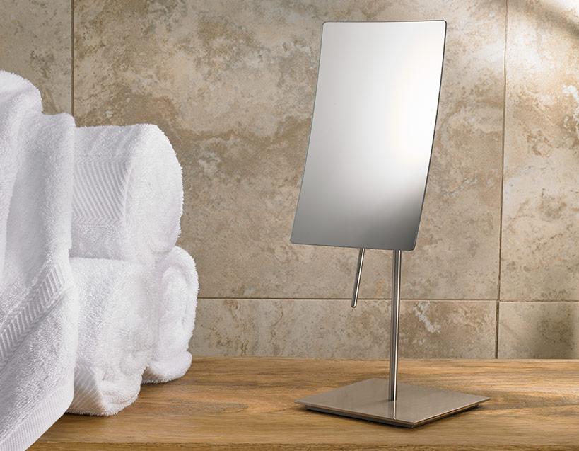 Best Vanity Mirror >> Renaissance Hotels Minimalist Table Top Vanity Mirror