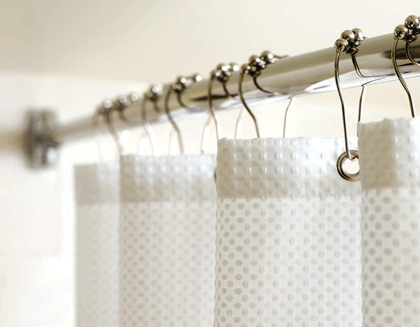 Shower Curtain Rings Collect Renaissance